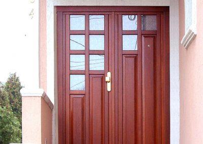 Entry doors (16)
