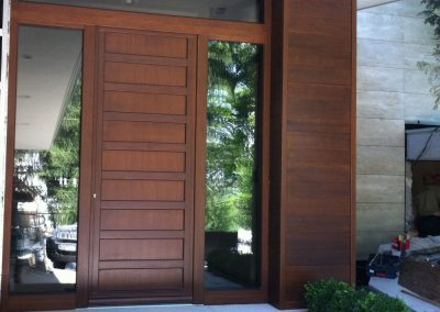 Entry doors (19)