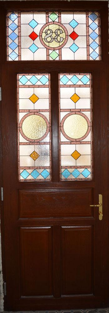 Entry doors (3)