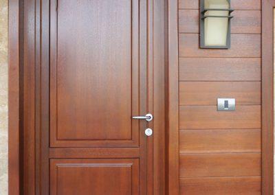 Entry doors (6)